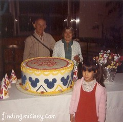 mickey's 55th birthday 1983