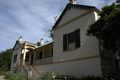 Governor House (Val in Sydney) Tags: house architecture port arthur australia historic prison governor jail tasmania tasman convict peninsula maison gouverneur bagne