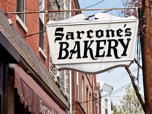 Sarcone's sign