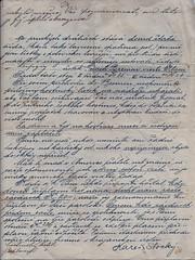 Kares & Stocky Letter Back