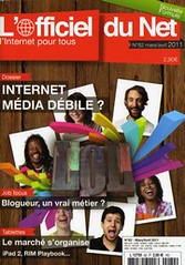 Couverture L'officiel du net