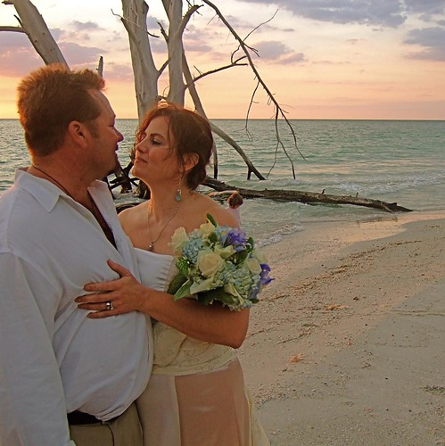 North Captiva Wedding
