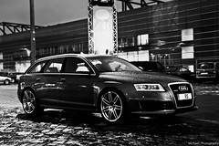 Audi RS6 Avant (Michael | Photography) Tags: auto bw sexy classic car speed canon germany deutschland photography eos grey michael hp photographer nightshot awesome parking engine fast s fair ps exotic f r enzo bremen dslr audi bugatti messe lamborghini combi rare supercar avant mc12 v10 ccr zonda koenigsegg teenage veyron rs6 vehicule pagani 580 ingolstadt 500d carspotting ccx 2011 reventon worldcars luxorios bvürgerweide