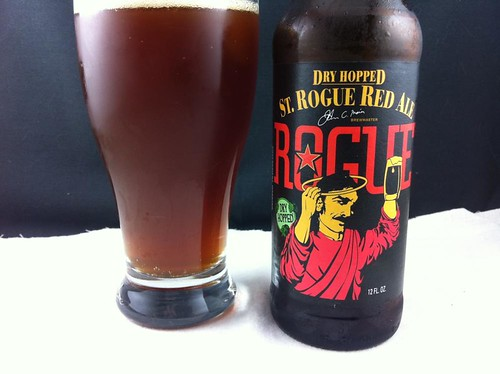 5631370392 2ee086e785 Oregon Brewing Co.   DH St. Rogue Red Ale *