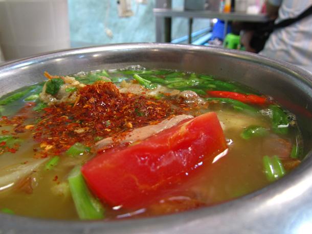 Soup Neua (ซุปเนื้อ)