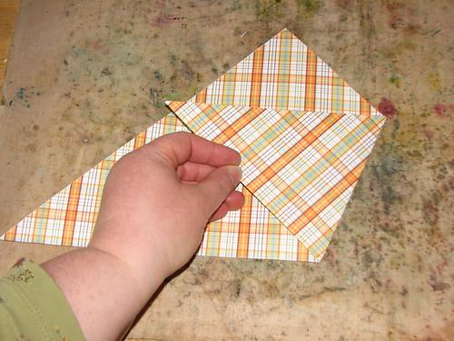 Folded Easter Basket 004