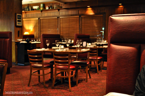 Dining Room 2 at Porterhouse Steaks & Seafood ~ Little Canada, MN