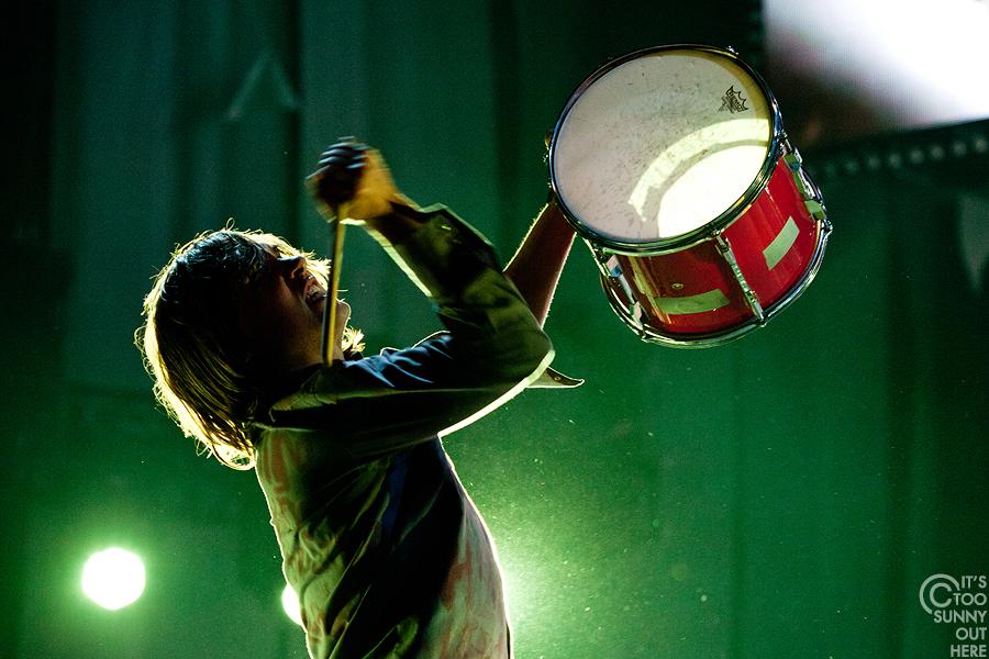 Arcade Fire @ Coachella, 04/16/2011