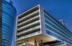 STADTTEIL VIERTEL ZWEI - HOCH ZWEI & PLUS ZWEI (webertho) Tags: vienna wien urban architecture architektur quarter hdr prater krieau viertelzwei hochzwei pluszwei