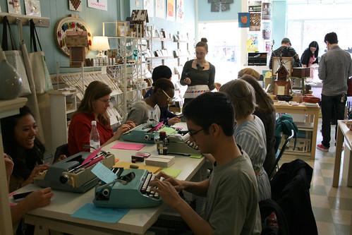 Renegade Handmade Letter Writing Social