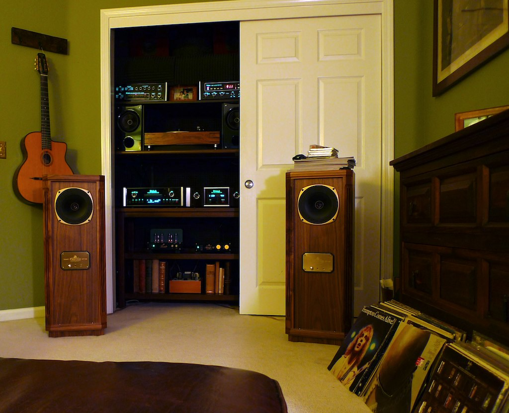 There are no small rooms, just small audiophiles | Steve Hoffman