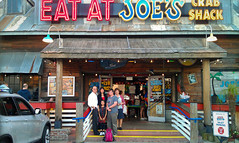 Joe's Crab Shack - Newport Beach, CA
