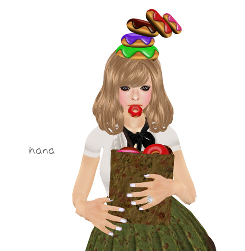 +:::+Natural+:::+Donut*^^*(LB)