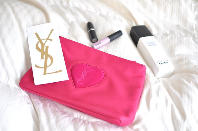 YSL CHANEL MAC Quite Cute