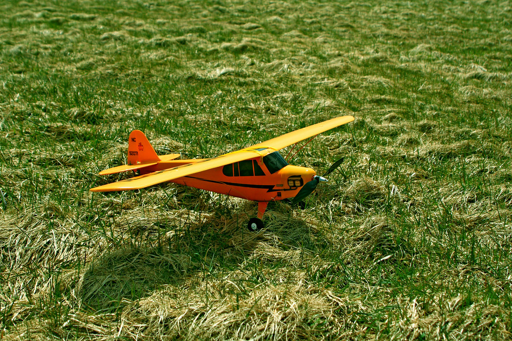 Parkzone J3 Cub - new toy