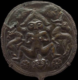 Lajja Gauri. Lorestan.1250-650 bc.