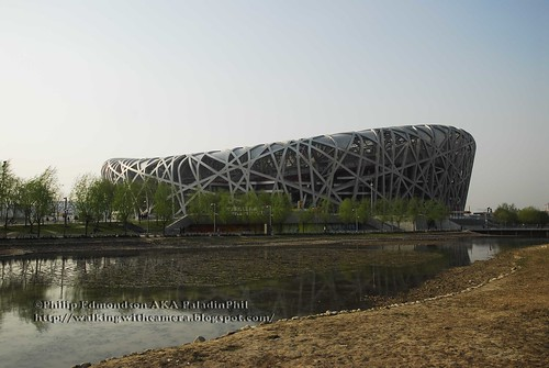 Birds Nest Stadium