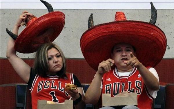 bulls fans