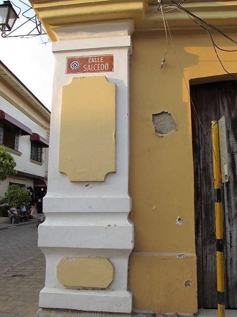 Calle Salcedo