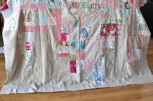 mae's quilt top