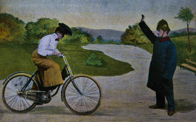 Bicycle Postcard 01