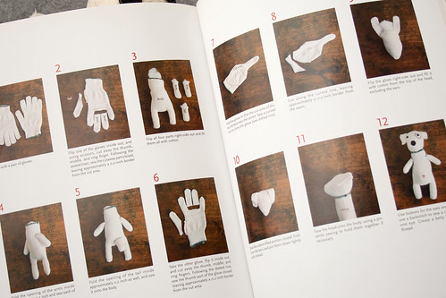 Sock and Glove book