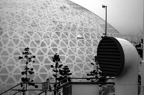 Queen Mary - Cruise Dome Needs a Scrub