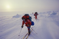 Max Buxton & Christopher Holloway (Weber Arctic Expeditions) Tags: ice richard misha weber northpole frostbite arcticocean polarexpedition malakhov wardhuntisland fischerskis polarbridge polartraining capearkticheskiy dimitrishparo shparo