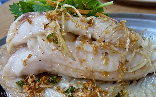 Yao Wat Tilapia (油滑非洲鱼), Lightly deep fried tilapia RIMG0393 copy