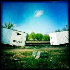 Bruce's Trailer by Jason Willis