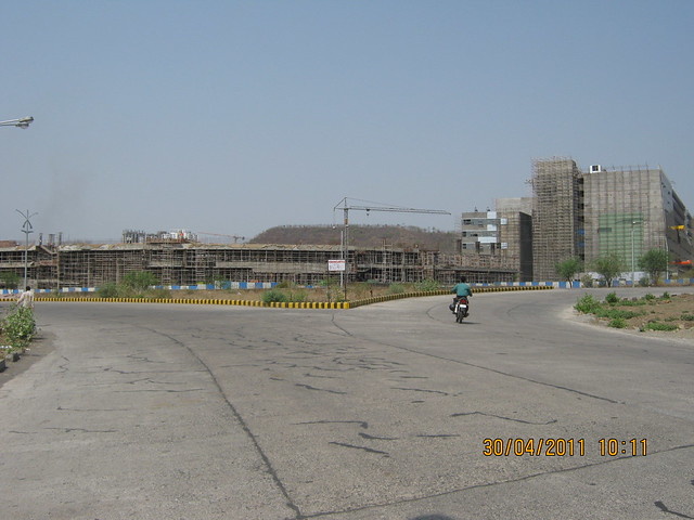 TCS IT Park, neighbor of Megapolis Hinjewadi Phase 3, Pune 411 057