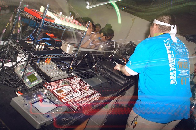 PPS live (disc selector, MC)