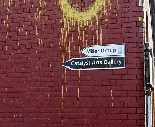 Belfast - College Court