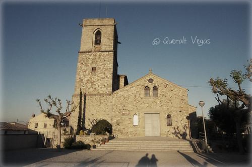 Sant Sadurní de Montornès del Vallès by Queralt Vegas