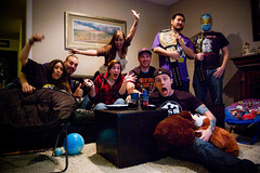 Day 179 of 365 Days of Love! (NEW|photography) Tags: friends love ma fun funny couple wrestling massachusetts group newengland 365 mass wacky middleboro 365project extremerules