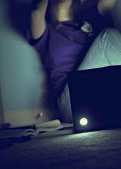 dear AP exams, please don't kill me (kaitlyn baker photography) Tags: blue light portrait girl night self notebook hp nikon baker laptop exams ap studying kaitlyn upset frustrated d90