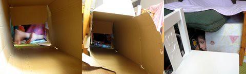 how to make a den