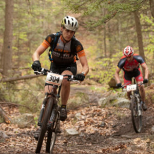 Racing XC Mountain Bikes