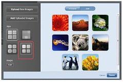Picture Gallery Widget