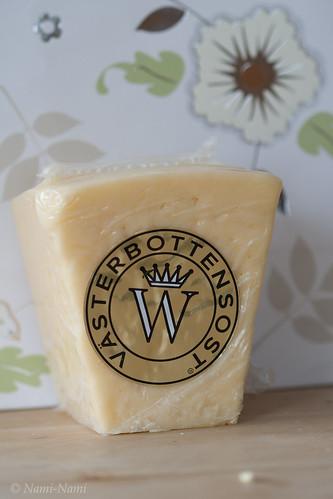 Västerbottensost / Västerbotten cheese / Västerbotteni juust
