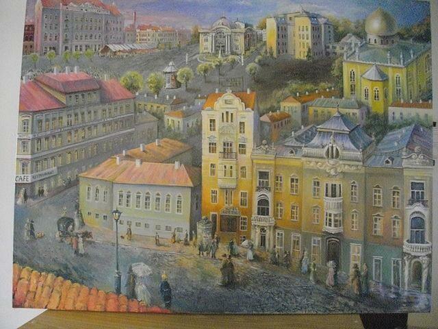 Margulis-Volkov