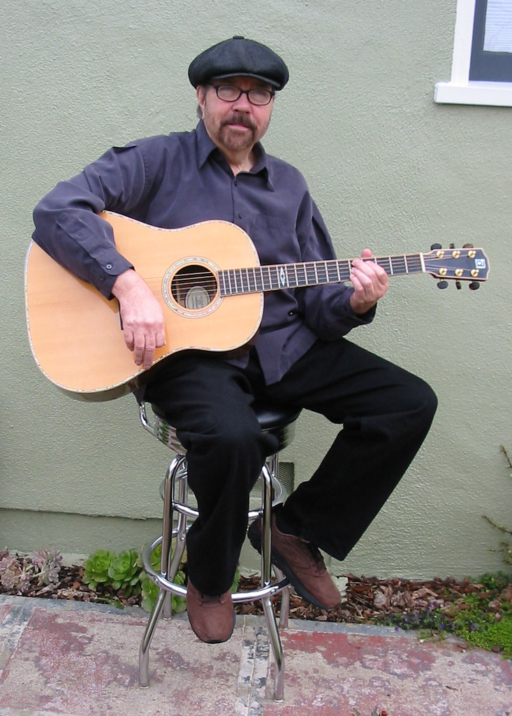 Guitar Lessons in SF with John Clark