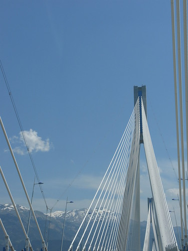 Rion-Antirion Bridge