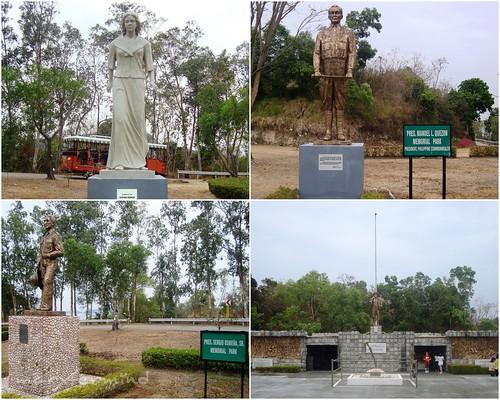 Corregidor Memorial Statue