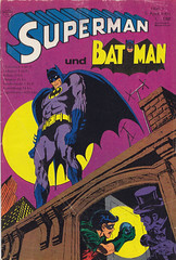 Superman / 1969 Nr. 7 (micky the pixel) Tags: comics comic heft superman batman ehapa verlag dc robin safeknacker irvnovick