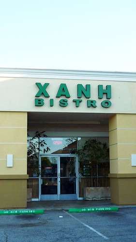 Xanh Bistro @ Fountain Valley