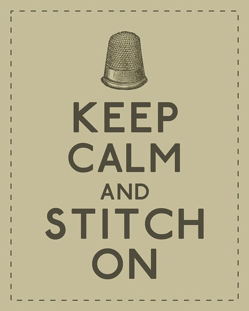 keepcalmandstitchon