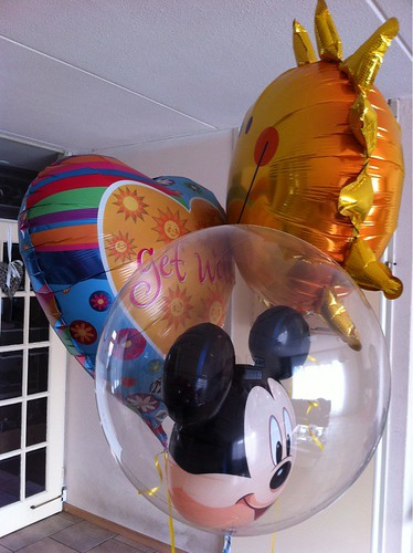 Heliumballonnen Beterschap Dylan