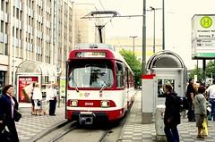 PICT0228 (henk_tadema) Tags: tram dusseldorf strassenbahn rheinbahn
