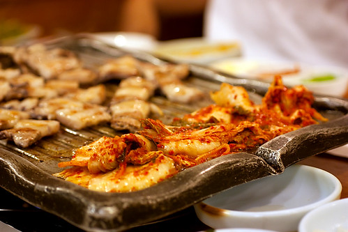 kimchi @ todam